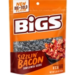 Thanasi Bigs Sunflower Seeds Original Sizzlin' Bacon