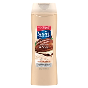 Body Wash Suave Naturals Cocoa Butter - 12 FL.Oz.