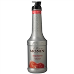 Monin Strawberry Fruit Puree - 1 Liter