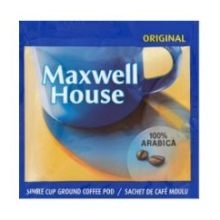Maxwell House Single Cup Ground Coffee Pod - 0.28 Oz. Pod