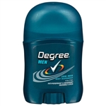 Degree Mens Cool Rush Invisible Solid Deodorant - 0.5 Oz.