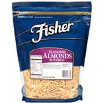 John B. Sanfilippo and Son Fisher Natural Blanched Silvered Almond - 2 Lb.