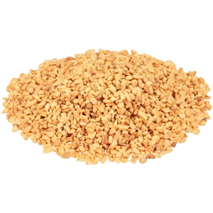 John B. Sanfilippo and Son Fisher Natural No Salt Granulated Peanut - 2 Lb.
