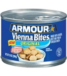 Pinnacle Armour Star Vienna Sausage Bites - 10 Oz.