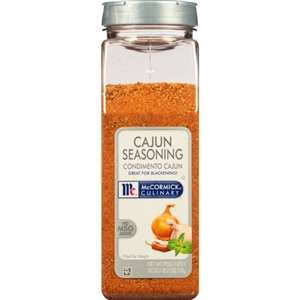 McCormick Cajun Seasoning 18 oz.