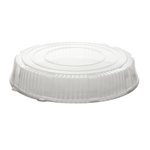18 in. Round Caterline Tray Dome Std