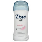 Antiperspirant Dove Invisible Solid Powder - 2.6 Oz.