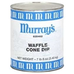 Waffle Cone Enrobing Chocolate Dip - 22.5 Pound