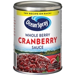 Ocean Spray Whole Berry Cranberry Sauce - 14 Oz.