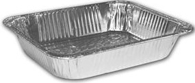 Aluminum Steam Table Deep Half Size Pan