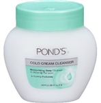 Ponds Facial Care Cold Cream Cleanser - 9.5 Oz.