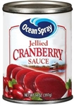 Ocean Spray Jellied Cranberry Sauce - 14 Oz.