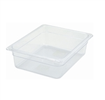 Winco Poly Pan Half Size - 4 in.