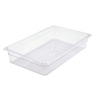Winco Poly Pan Half Size - 6 in.