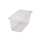 Winco Poly Pan One Third  Size - 6 in.