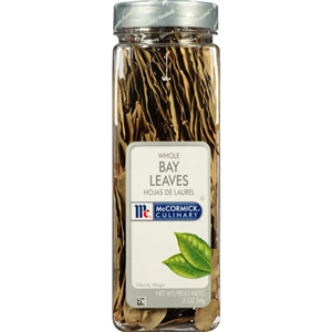 McCormick Whole Bay Leaves 2 oz.