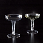 Old Fashioned Champagne Glass - 4 Oz.