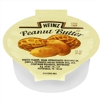 Heinz Peanut Butter Portion Pack - 0.75 Oz. Cup