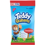 Kraft Nabisco Teddy Graham Cinnamon Cookie Big Bag - 3 Oz.