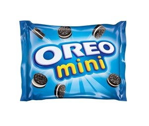 Kraft Nabisco Mini Oreo Multi Pack Cookie - 12 Oz.