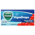 Procter and Gamble Vicks Cough Drop Cherry