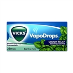 Procter and Gamble Vicks Cough Drop Menthol