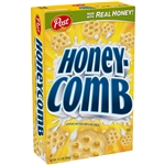 Ralston Post Cereal HoneyComb - 12.5 Oz.