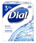 Dial White Bath Soap - 4 Oz.