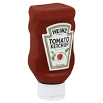 Heinz Tomato Ketchup Top Down Bottle - 14 Oz. Bottle