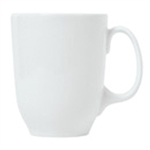 Reflections Aluma White Tall Mug - 12.5 Oz.