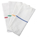 Striped Bar Gold Towel - 16 in. x 19 in.