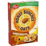 Post Cereal Honey Roasted Honey Bunches Of Oats - 48 Oz.