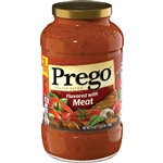 Sauce Spaghetti Meat Flavored - 24 Oz.