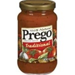 Campbell's Spaghetti Traditional Prego Sauce 45 Oz.