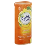 Crystal Light Decaffeinated Lemon Iced Tea Beverage Mix - 0.25 Oz. Packet