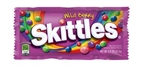 Wrigleys Skittles Bite Single Size Wild Berry Candy