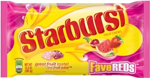 Starburst Favereds Bag - 14 Oz.