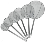 Round Bowl Wire Skimmers - 7 in.