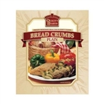Quality Hearth Plain Bread Crumbs - 5 lbs.
