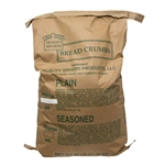 Quality Hearth Plain Bread Crumbs - 25 Pound