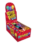 The Topps Ring Pop Twisted Assorted Candy