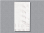 Linen-Like White Dinner Napkin - 17 in. x 17 in.