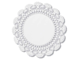 Hoffmaster Cambridge Lace Doily - 5 in.