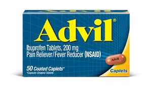 Advil Pain Reliever Fever Reducer Tablets