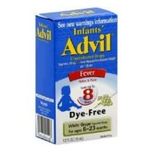 Advil Childrens Concentrated White Grape Flavored - 5 Oz.