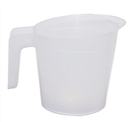 Water Pitcher Plastic - 64 Oz.