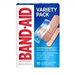 Band Aid Variety Pack