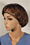 Hairnet Brown Polyester - 24 in.