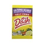 Precision Foods Mrs Dash Low Pepper No Garlic Packet - 0.2 Oz.