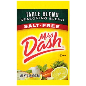 Precision Foods Mrs Dash Table Blend Packets - 0.2 Oz.